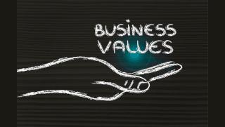 White Paper: Enterprise Blockchain Values