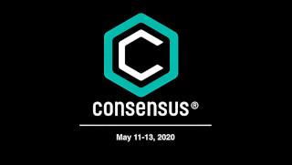 Speaking at Consensus 2020