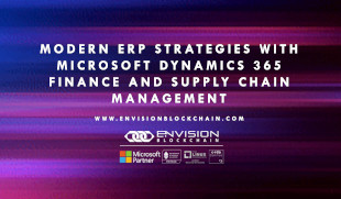 Modern ERP strategies with Microsoft Dynamics 365 Finance and Supply Chain Management